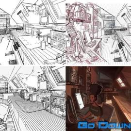"""Class101 Transform Still Images into Moving Stories with the """"Beats to RelaxStudy to"""" Animator Free Download"""