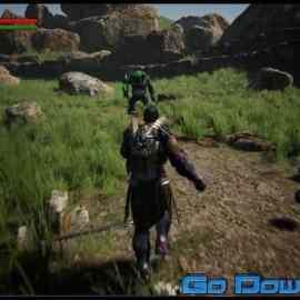 Devaddict Unreal Engine 4: Multiplayer Souls-Like Action RPG Free Download