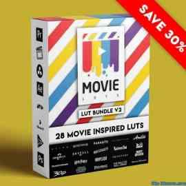 Movie LUTs Bundle V2 Free Download