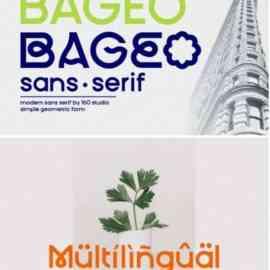 Bageo Font Free Download