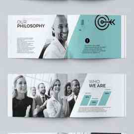GraphicRiver Corporate Brochure Air A5 23697473 Free Download