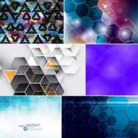 Amazing Abstract Backgrounds Collection 29 – 25xEPS  Free Download