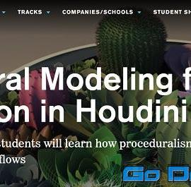 CGMA Procedural Modeling for Production in Houdini Free Download