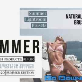 CreativeMarket Summer Tanning Lightroom Collection 51 Free Download
