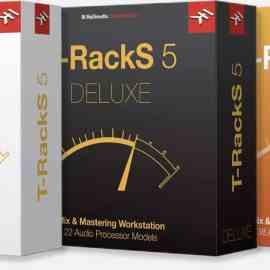 IK Multimedia T-RackS 5 Complete v5.5.1 Incl Keygen-R2R