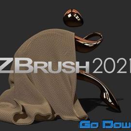 Pixologic ZBrush 2021.7.1 Win/Mac Free Download