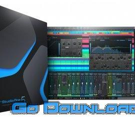 PreSonus Studio One 5 Professional v5.4.0 Incl Patched and Keygen-R2R