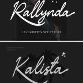 Rallynda Font Free Download