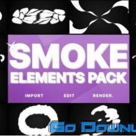 Smoke Elements Pack 1025358 Free Download