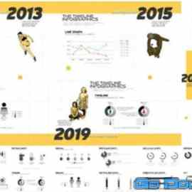 Videohive The Timeline Style Infographics 29798641 Free Download