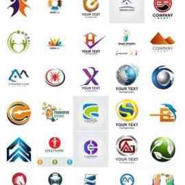 100 Bundle logo vector design vol 5 Free Download