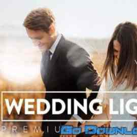 30 Wedding Light Overlays Free Download