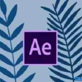 After effects: Animating waving leaves and plant in After Effects