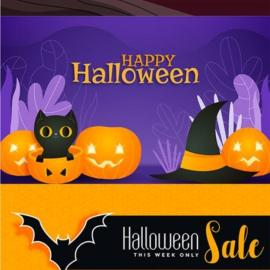 Happy halloween celebration collection vol12 Free Download