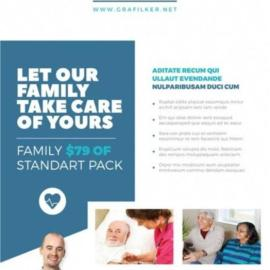 Home Health Care Brochure Templates Free Download