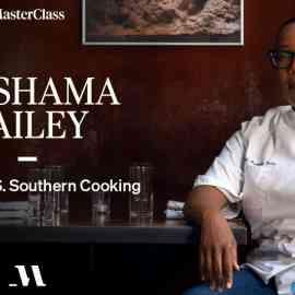 MasterClass – Mashama Bailey Teaches Southern Cooking