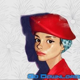 Paintable Portrait and Character Path Free Download
