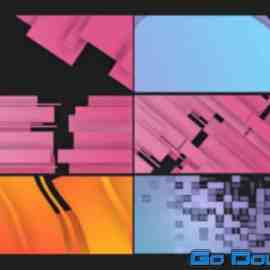 Videohive Abstract Shape Transitions 34106943 Free Download