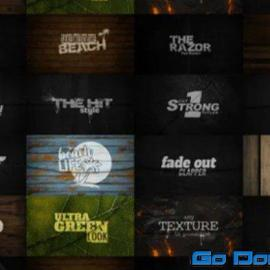 Videohive Cool Fade Out Kit 34326922 Free Download