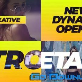 Videohive Dynamic Intro 34045573 Free Download