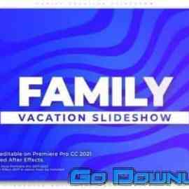 Videohive Family Vacation Slideshow 34152130 Free Download