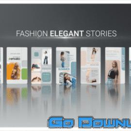 Videohive Fashion Elegant Stories For Premiere Pro 34145660 Free Download