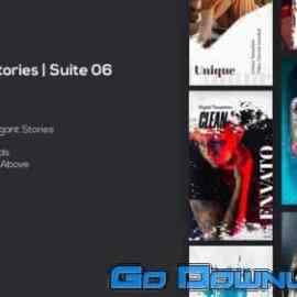 Videohive Instagram Stories Urban Brush Suite 06 Mogrt 34138107 Free Download