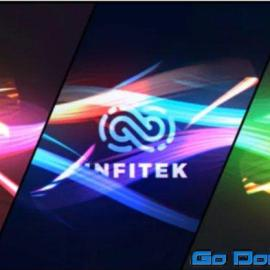 Videohive Shiny Lines Abstract Logo 34354410 Free Download