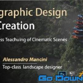 Wingfox – Terrain Design and Creation – A Whole-Process Case Teaching of Cinematic Scene with Alessandro Mancini Free Download
