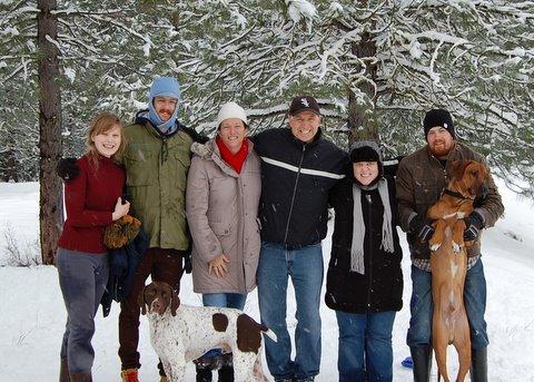 Bennett Family Christmas 2010
