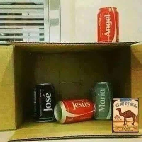 Nick Griffins Nativity Merry Christmas
