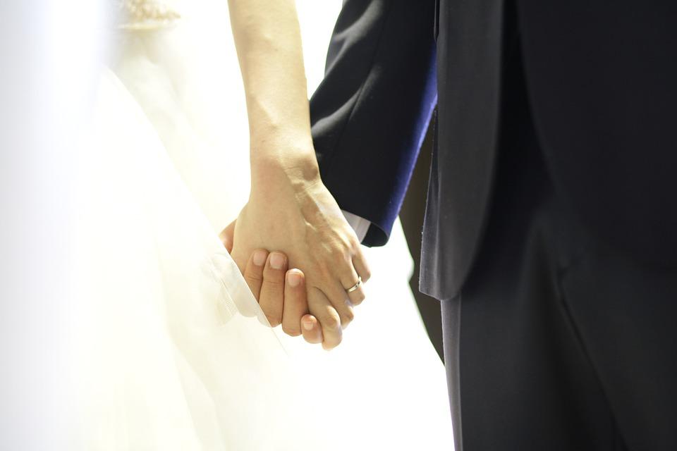 Marriage via pixabay - Public Domain