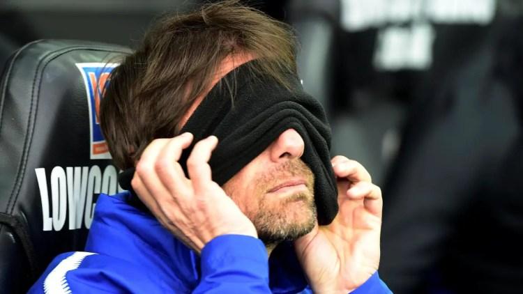 Oui Antonio, nous aussi on ne veut pas voir la fin de ce championnat. (Source : premierleague.com)