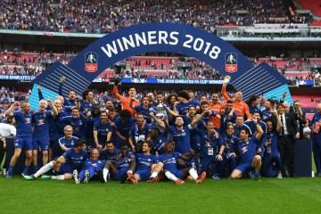 Après les jeunes et la section féminine, c'est la 3ème FA Cup de la saison pour Chelsea ! (Source : Chelseafc.com)