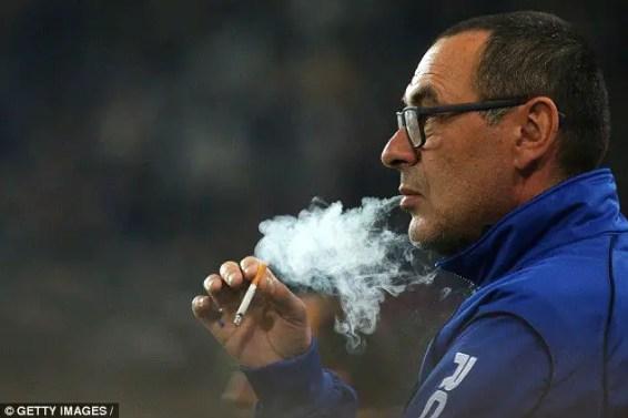 Maurizio Sarri est le nouvel entraineur de Chelsea.