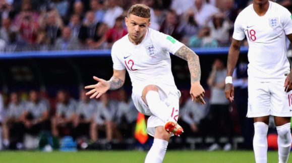 Bend it like Trippier. (Photo : Getty Images)