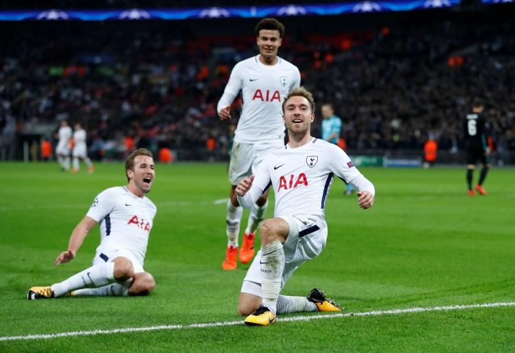 Tottenham veut faire son entrée dans la cour des grands d'Europe.