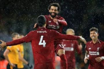Virgil assiste Salah, Salah assiste Virgil. C'est beau. (Photo : Simon Stacpoole/Offside/Getty Images)