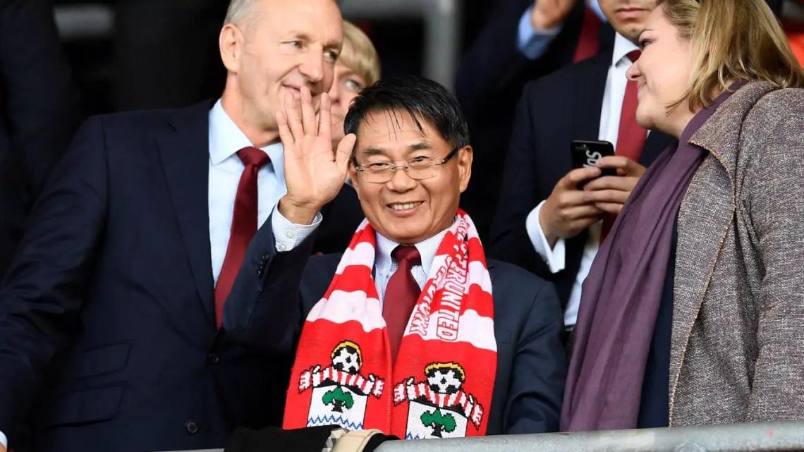 Gao Jisheng, nouveau dirigeant du club (crédits: premierleague.com)