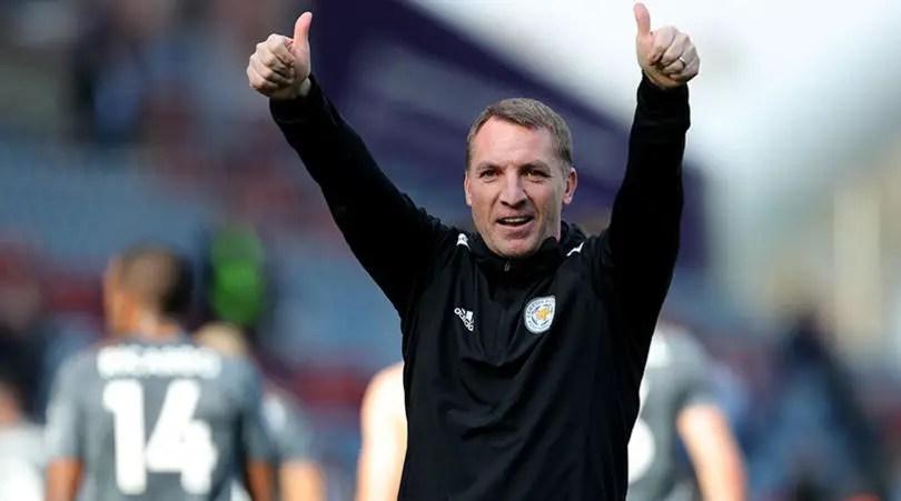 Brendan Rodgers, prêt pour sauter le pas avec Leicester ? (Crédits : FourFourTwo)