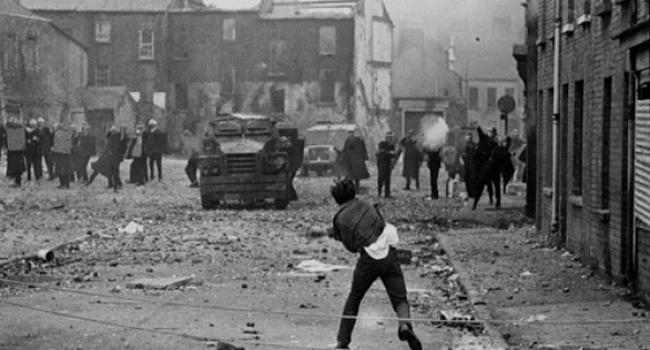Début des tensions en 1969