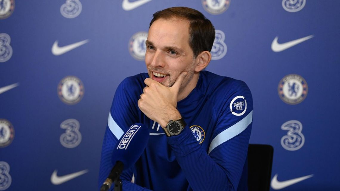 Thomas Tuchel, nouveau technicien des Blues (Crédits : Eurosport)