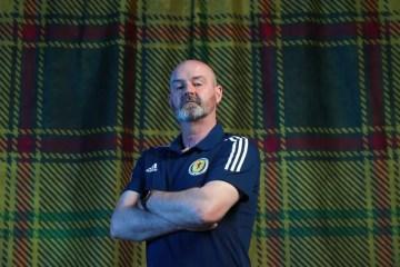 Steve Clarke, prêt pour l'Euro (Crédits : Getty Images)