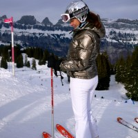 Getting Piste: Skiing the Swiss Alps