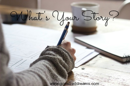 What's Your Story? Guest Post Page