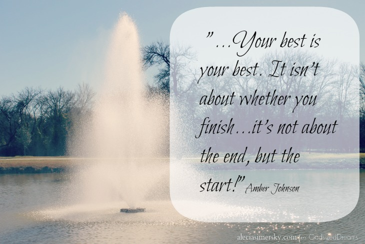 Your Best is your Best