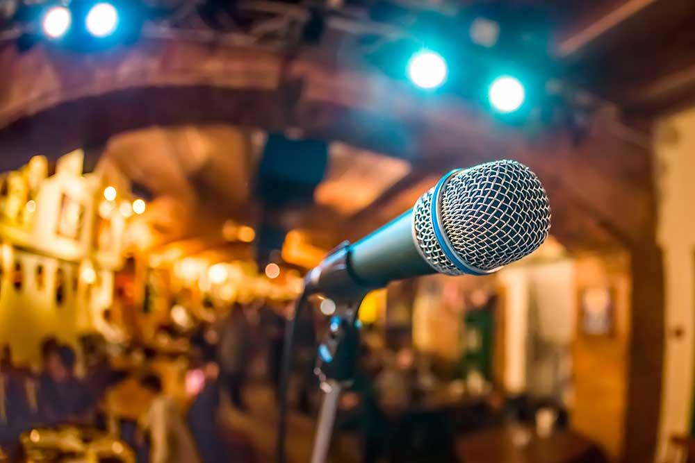 Karaoke-Mic