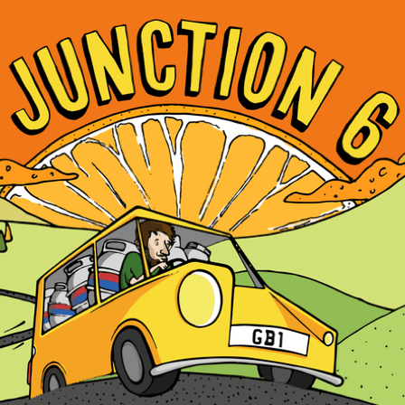 Junction 6 Pale Ale 4.2%