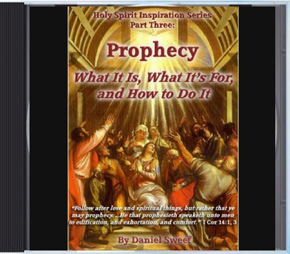 Manifestation of Prophecy Audio CD