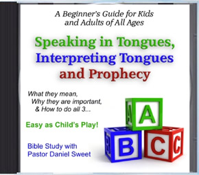 Tongues Prophecy Guide Audio CD